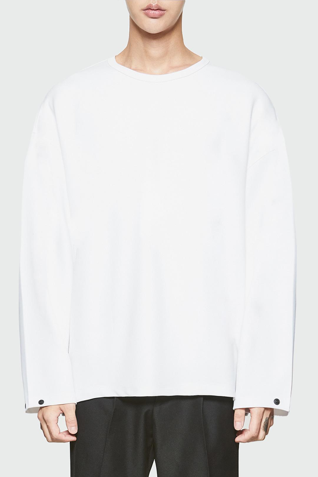 프리미엄 점보 티셔츠 WHITE